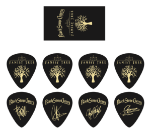 BSC Guitar Pick (Set of Four in Tin)